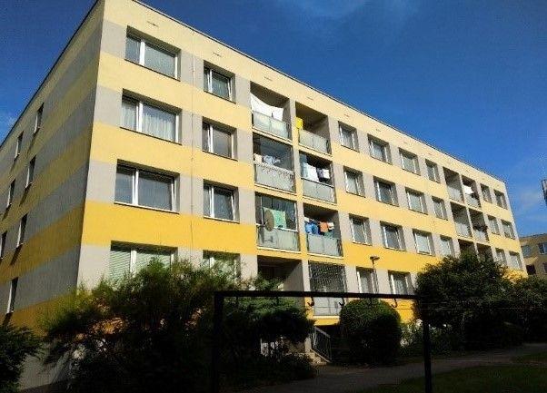 Panelový dům vPraze – Letňanech, 36 bytů 2019
