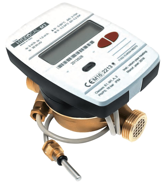 měřiče tepla Maddeo kalorimetry