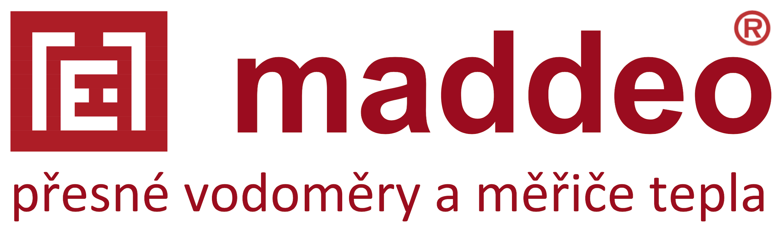 vodoměry Maddeo logo