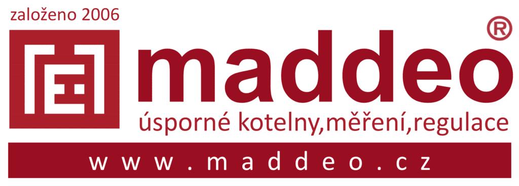 logo Maddeo CZ - služby pro bytové domy