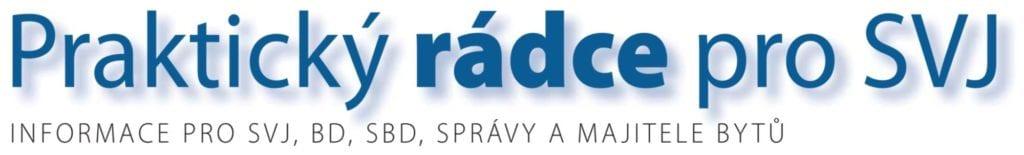 logo praktický rádce pro SVJ