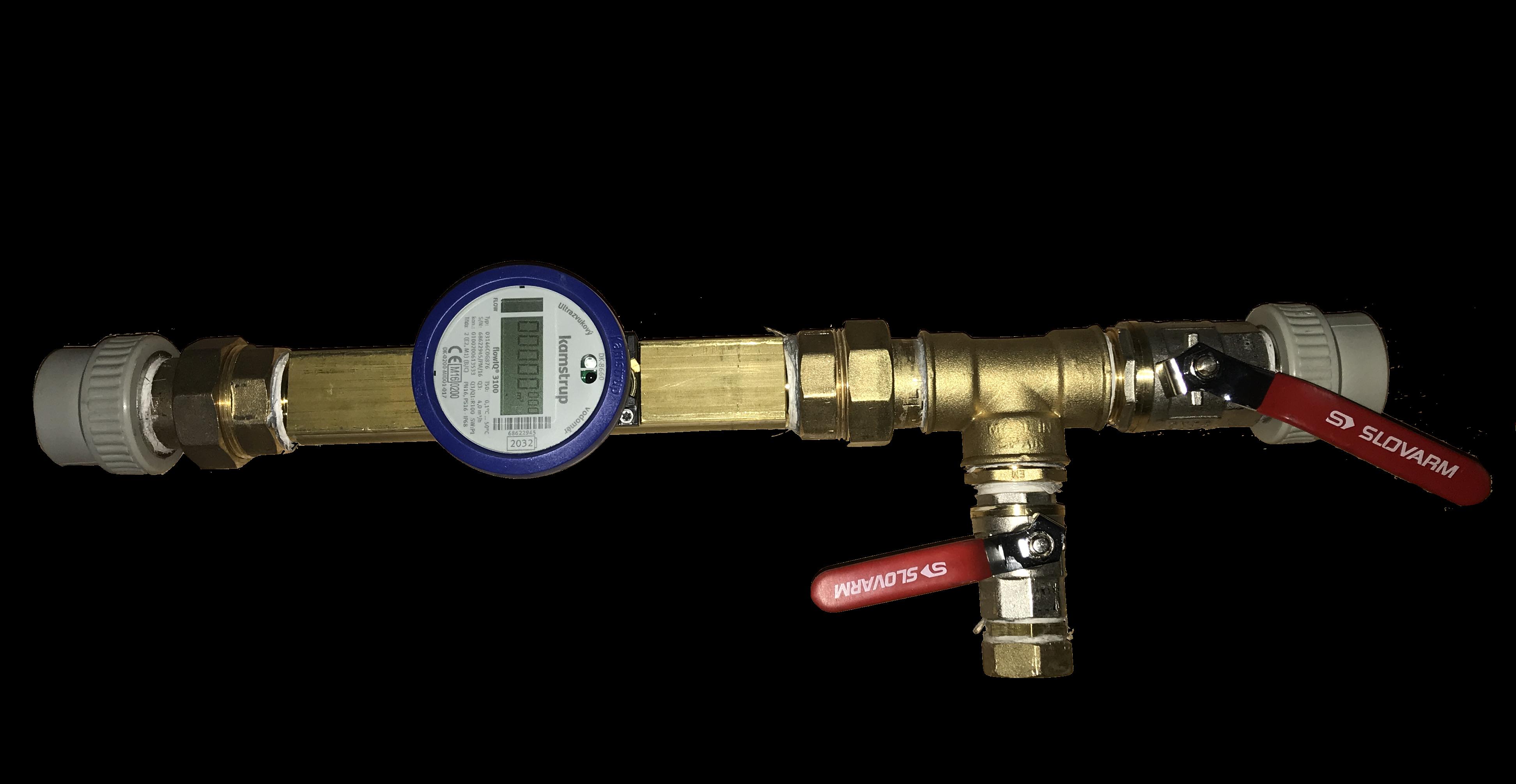 ultrazvukový vodoměr kamstrup_maddeo